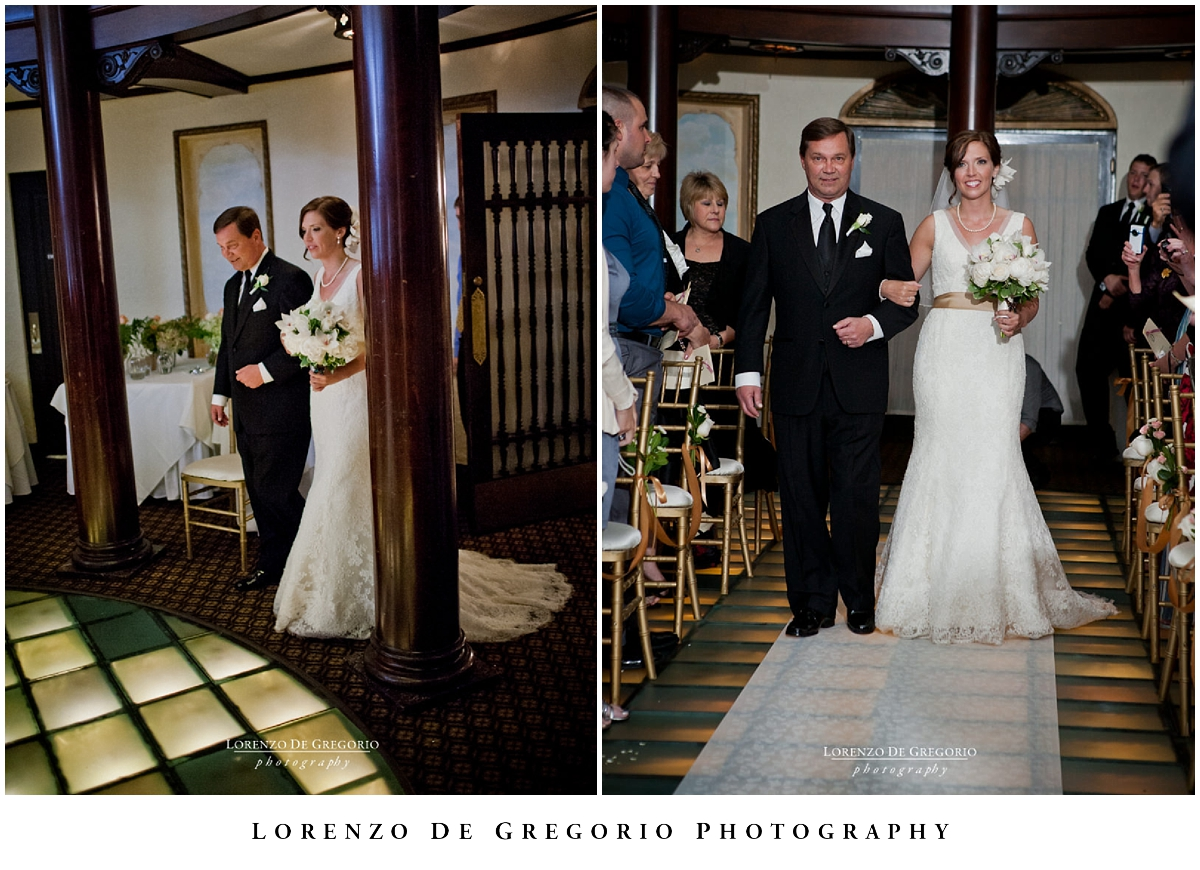 Hotel Baker wedding pictures | Rainbow room wedding pictures | St. Charles | Morgan and Vyto