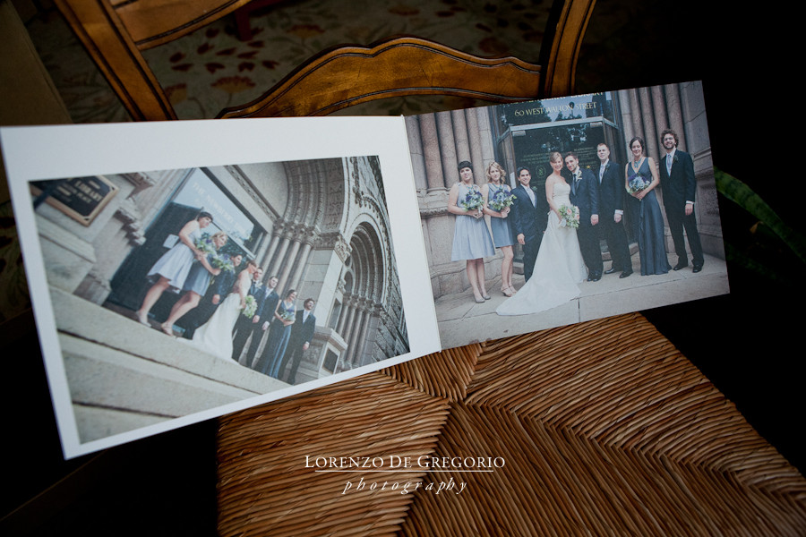 Newberry library wedding pictures | Queensberry flushmount album Chicago