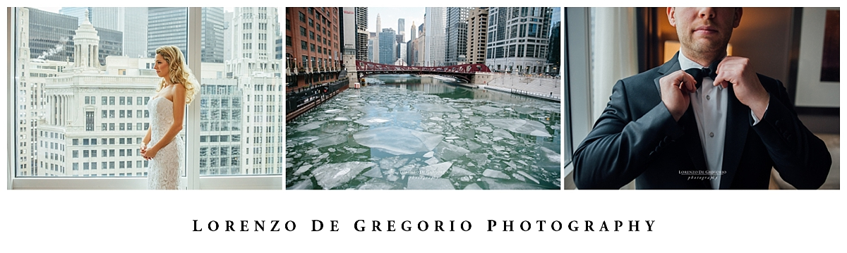 Cafe Brauer wedding | Chicago winter wedding | Chicago wedding photographer | St. Michael in Old Town wedding