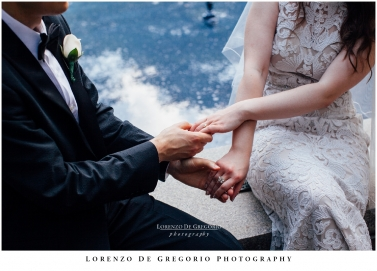 Palomar hotel Chicago wedding