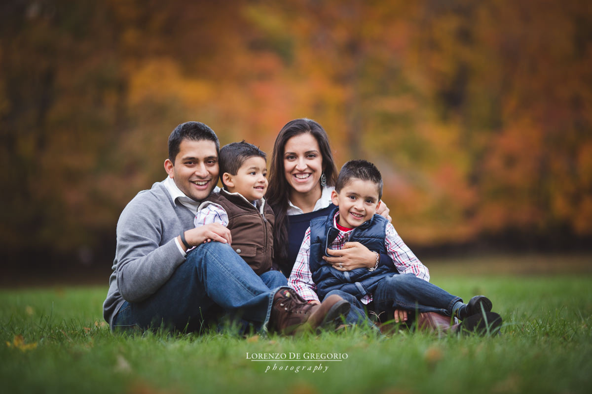 Glenview fall family pictures   Northbrook Deerfield Highland Park family photographer