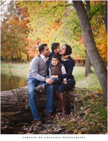 Glenview fall family pictures | Northbrook Deerfield Highland Park family photographer
