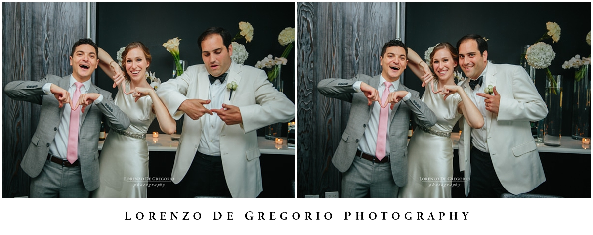 Chicago wedding photographer | W hotel Chicago