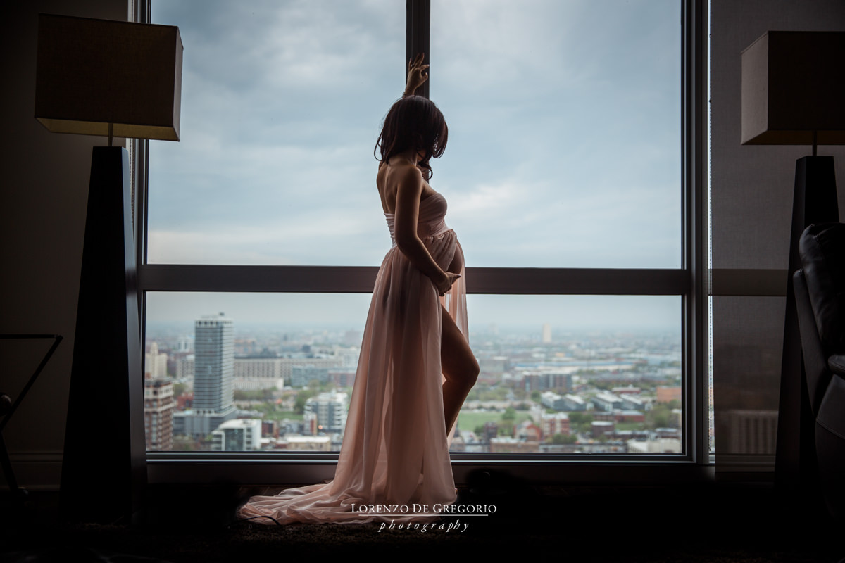 Maternity pictures in Chicago