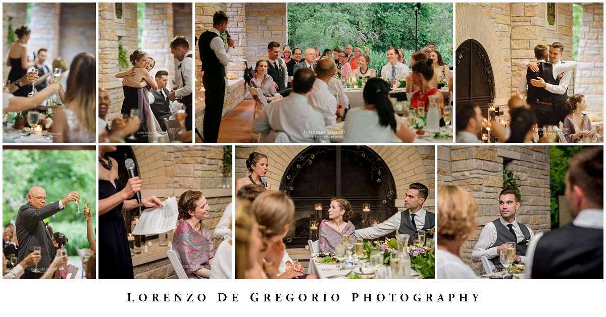 A wedding at the Grove Redfield Estate