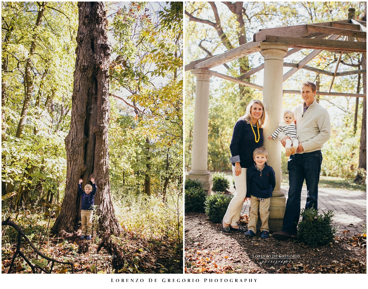 The Grove family pictures | Northbrook family portraits