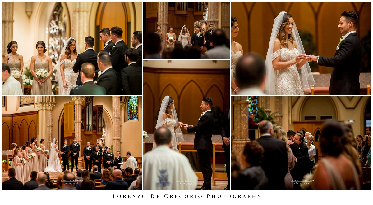 Holy Name Cathedral wedding photos
