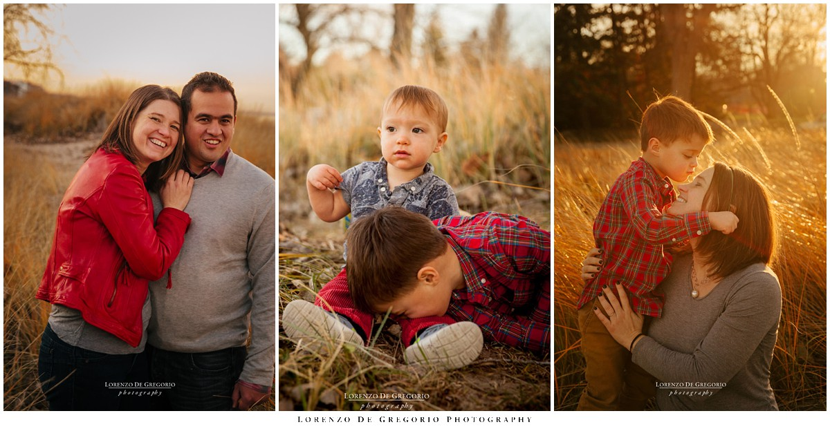 Gillson beach family photography Chicago | Evanston photographers